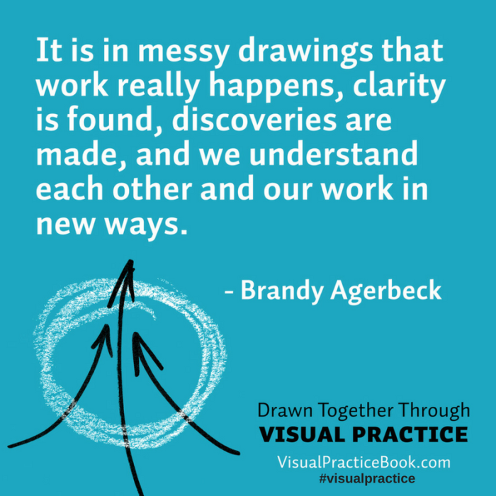 Mini conversations with visualpractitioners